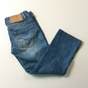 United Colors of Bennetton Blue Jeans 8 B40:x01839